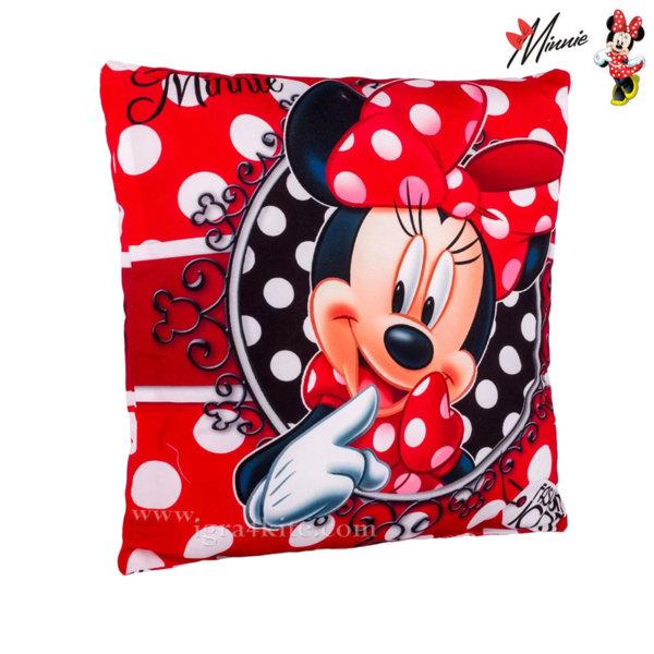 Disney Minnie Mouse -  Детска декоративна възглавничка Мини Маус 17324