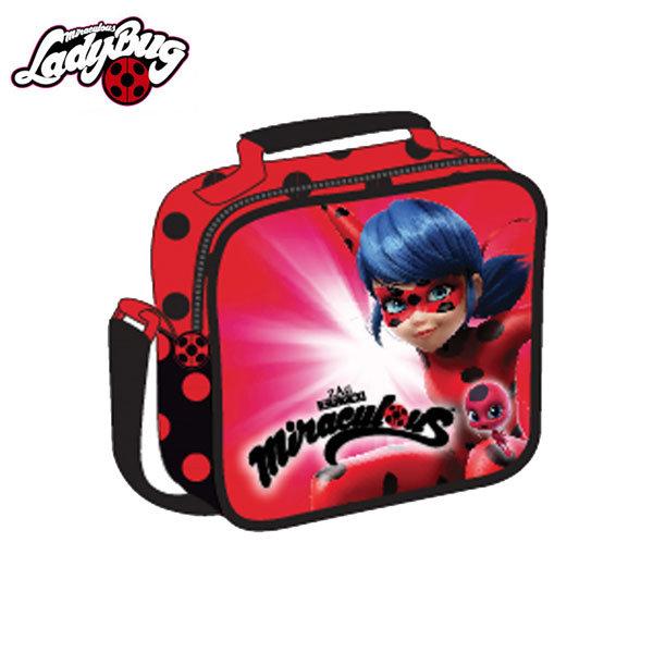LadyBug - Чанта за закуски Калинката 08785