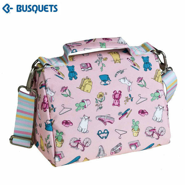 Busquets Pretty World - Термо чанта за закуски 99954