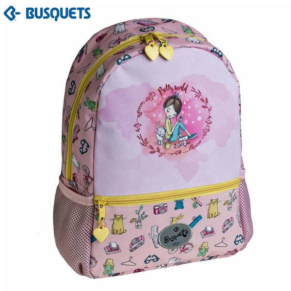 Busquets Pretty World - Раница за детска градина 99794