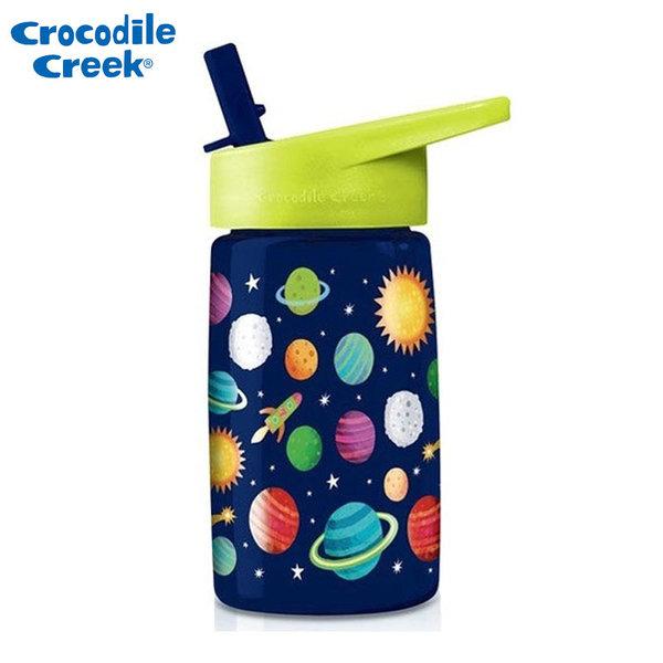Crocodile Creek - Бутилка за вода от тритан Слънчева система 04269