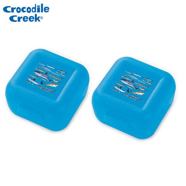 Crocodile Creek - Комплект две малки кутии за храна Акули 51886