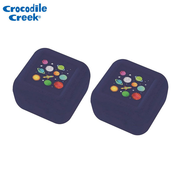 Crocodile Creek - Комплект две малки кутии за храна Слънчева система 51916