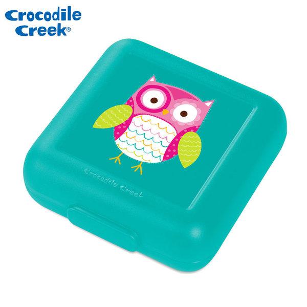 Crocodile Creek - Кутия за храна Бухал 51312