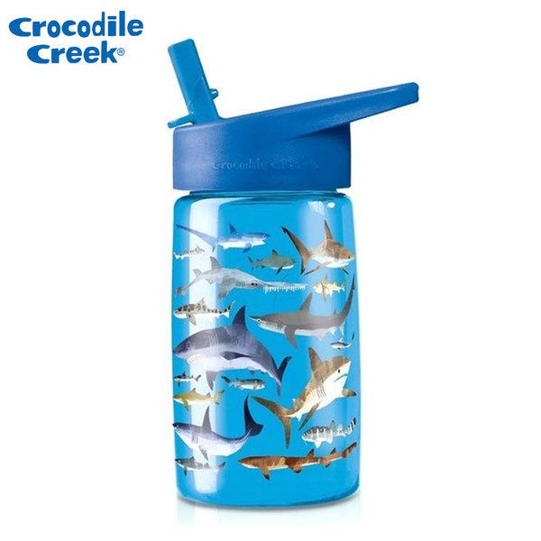 Crocodile Creek - Бутилка за вода от тритан Акули 04221