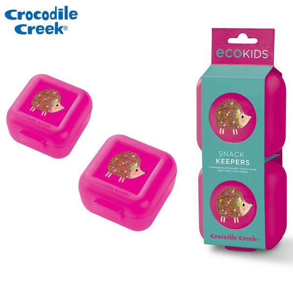 Crocodile Creek - Комплект две малки кутии за храна Таралеж 51862