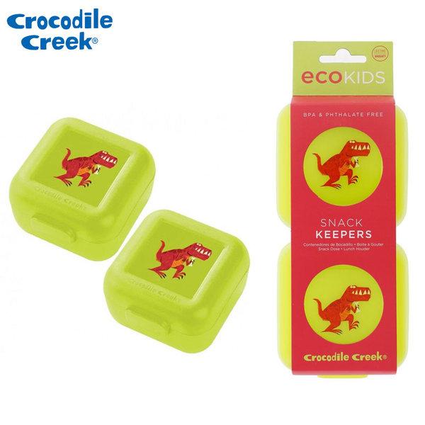 Crocodile Creek - Комплект две малки кутии за храна T-Rex 51756