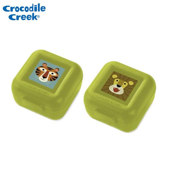 Crocodile Creek - Комплект две малки кутии за храна Джунгла 51848