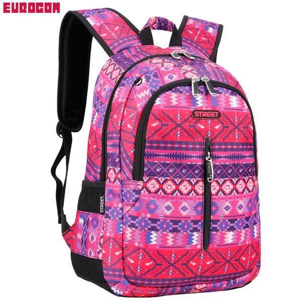 Eurocom - Ученическа раница Street United Might 53724