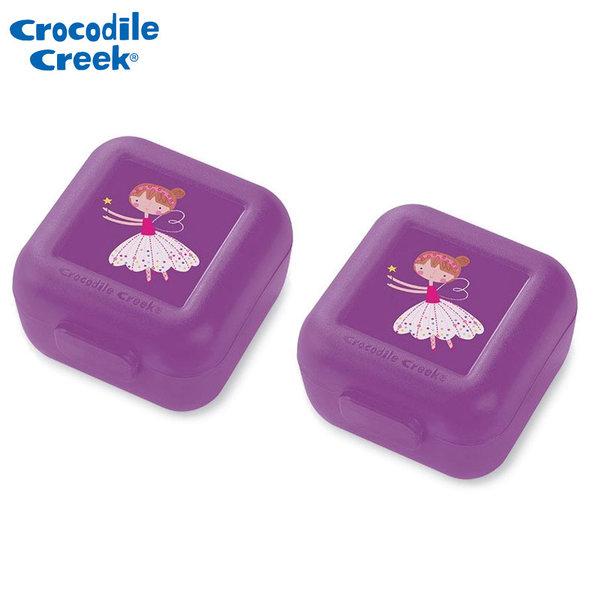 Crocodile Creek - Комплект две малки кутии за храна Фея 51893