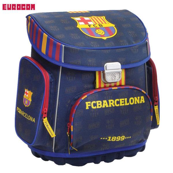 dc8ee95c159 Eurocom FC Barcelona - Ученическа ергономична раница Барселона 53202