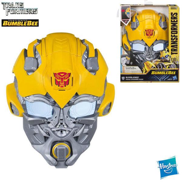 Transformers - Електронна маска Трансформърс Bumblebee с гласов преобразовател E0693