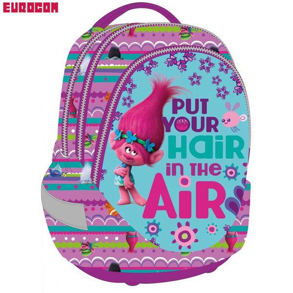 Eurocom Trolls - Ученическа ергономична раница Тролчета 229695