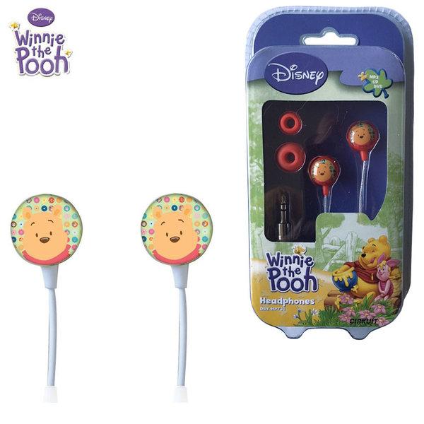 Disney Winnie the Pouh - Детски слушалки Мечо Пух hp730