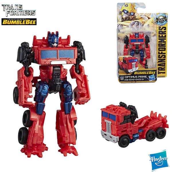 Transformers Energon Igniters - Трансформърс екшън фигура 8см Optimus Prime E0691