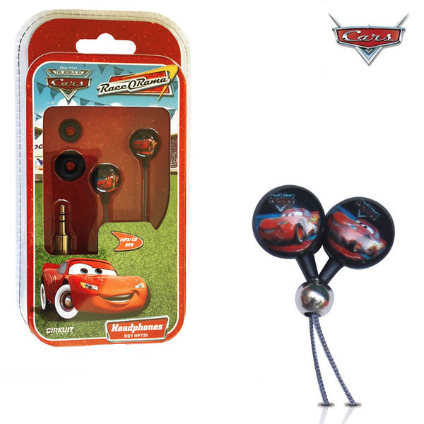 Disney Cars - Детски слушалки Колите hp720