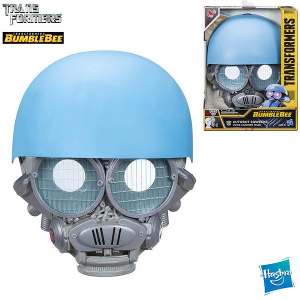 Transformers - Електронна маска Трансформърс Autobot Sqweeks с гласов преобразовател E0693
