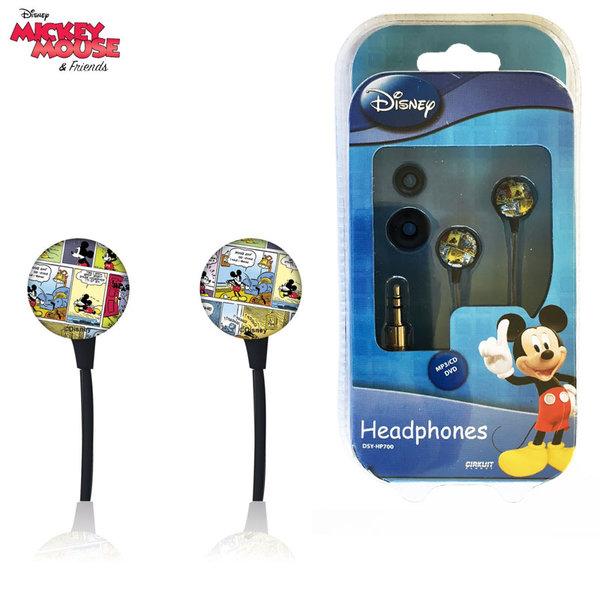 Disney Mickey Mouse - Детски слушалки Мики Маус hp700