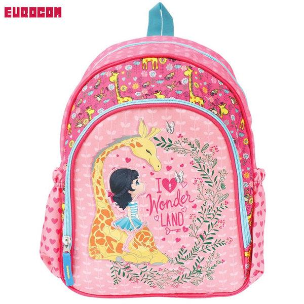 Eurocom - Раница за детска градина Street Kids Wander Land 215344