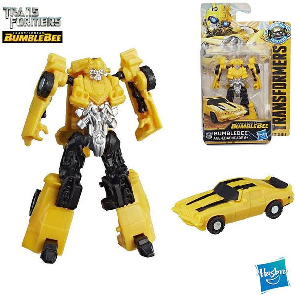 Transformers Energon Igniters - Трансформърс екшън фигура 8см Bumblebee E0691