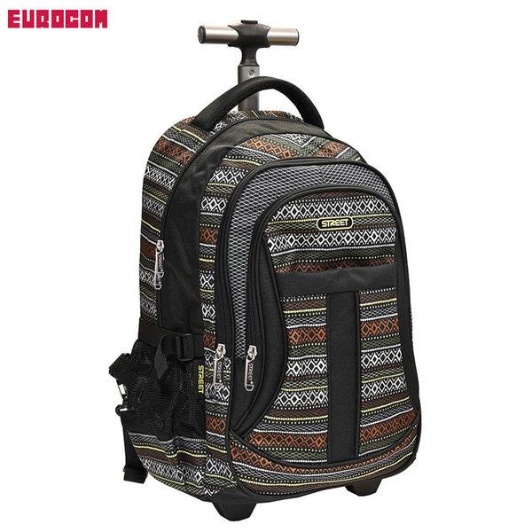 Eurocom - Ученическа раница тролей Street Active Safari 53772
