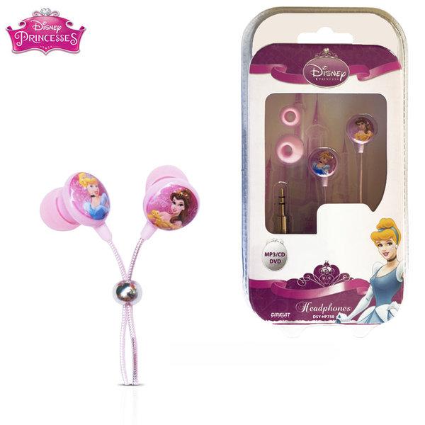 Disney Princess - Детски слушалки Принцеси hp750