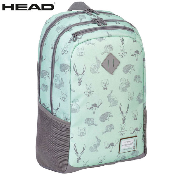 Head - Ученическа ергономична раница HD-31 Forest Animals 502017043