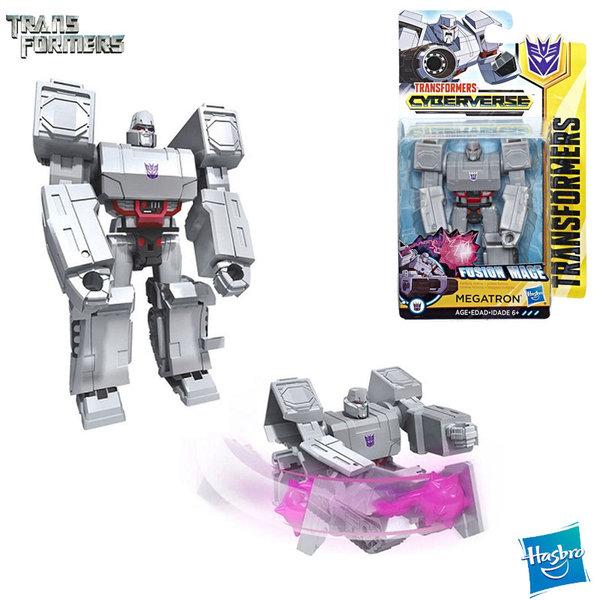 Transformers Cyberverse - Трансформърс екшън фигура 10см Megatron Scout Class E1883