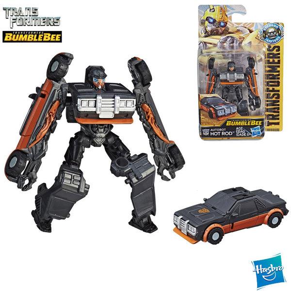 Transformers Energon Igniters - Трансформърс екшън фигура 8см Autobot Hot Rod E0691