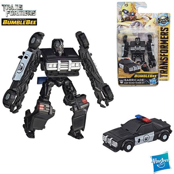 Transformers Energon Igniters - Трансформърс екшън фигура 8см Barricade E0691
