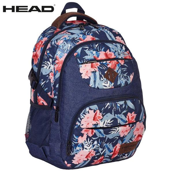 Head - Ученическа ергономична раница HD-21 Tropical Paradise 502017036