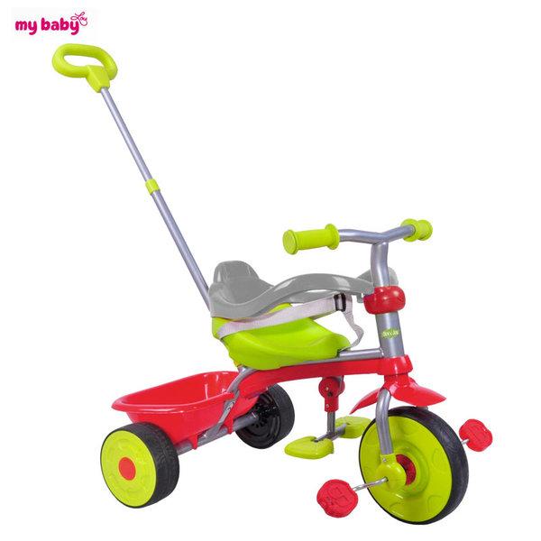 My Baby - Детска триколка с родителски контрол 234721