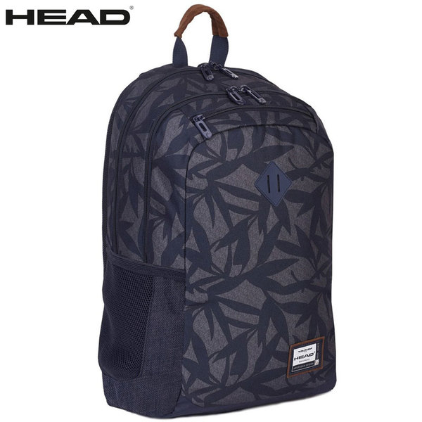 Head - Ученическа ергономична раница HD-09 Leaves 502017025