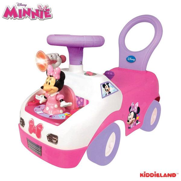 Kiddieland - Кола за бутане с крачета Disney Minnie Mouse 055541