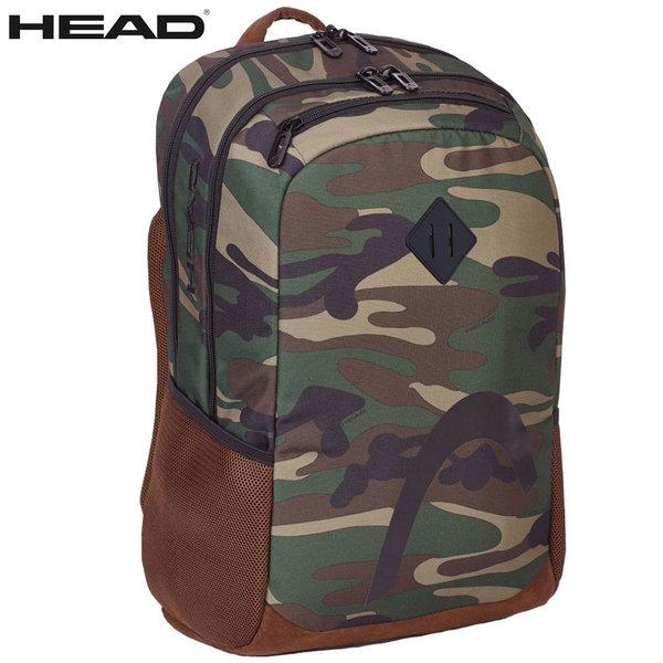 Head - Ученическа ергономична раница HD-35 Camouflage 502017045
