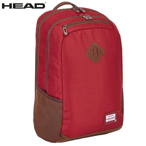 Head - Ученическа ергономична раница HD-27 Red 502017041