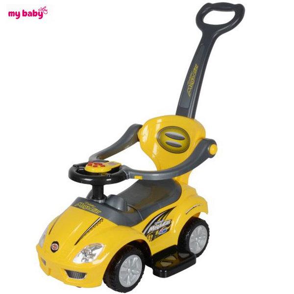 My Baby - Кола за бутане с крачета 3в1 0262210