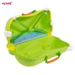 My Baby - Детски куфар на колелца Хипопотам 0582210
