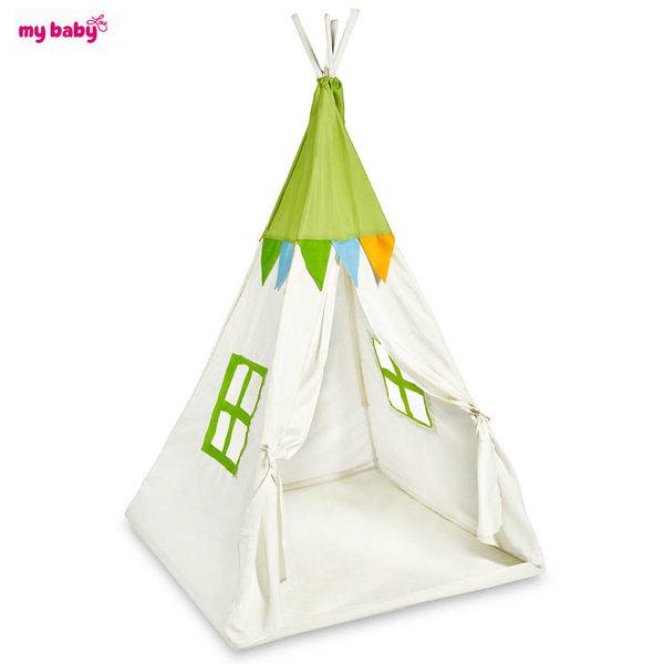 My Baby - Детска индианска палатка 152210