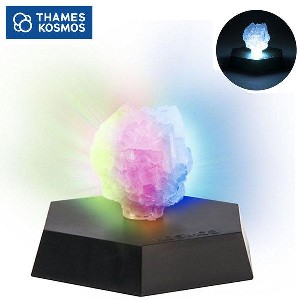 Thames&Kosmos - Geek&Co Science Кристална нощна лампа 550009