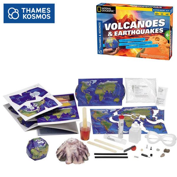 Thames&Kosmos - Забавна игра Вулкани и земетресения 665081