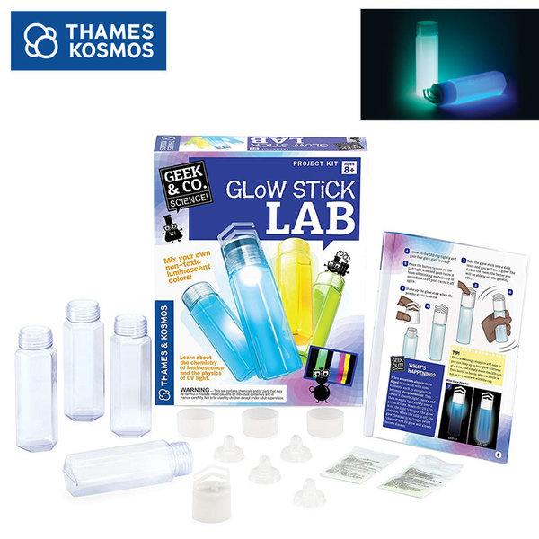 Thames&Kosmos - Geek&Co Science Лаборатория светещи пръчици 550062