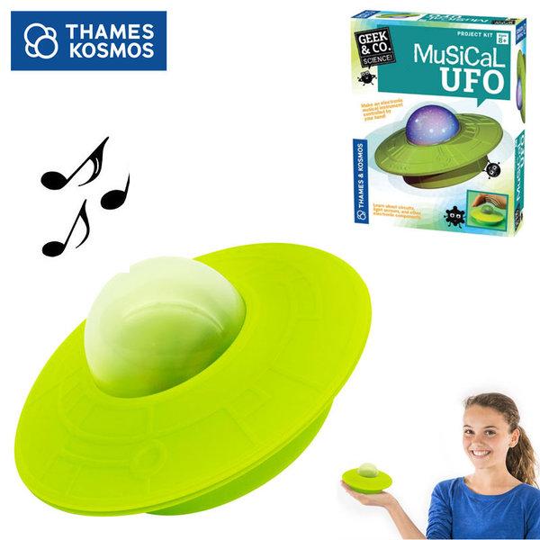Thames&Kosmos - Geek&Co Science Музикално НЛО 550008
