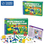 Thames&Kosmos - Забавен комплект Електричество и магнетизъм 620417