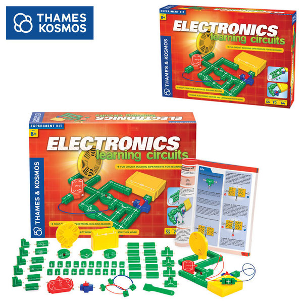 Thames&Kosmos - Забавен комплект Електроника 615819