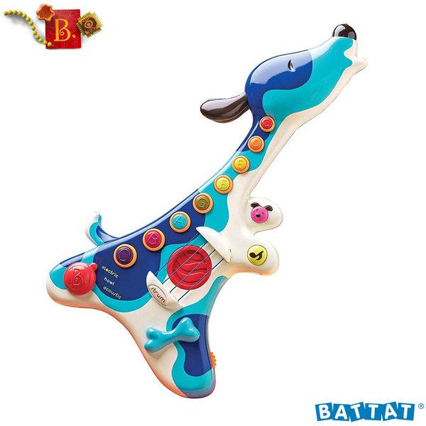 B.Toys - Детска електронна китара кученце Woofer™ BX1166X