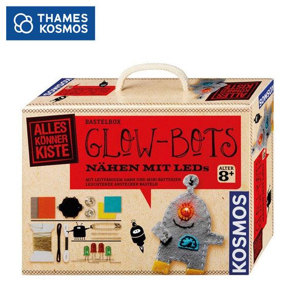 Thames&Kosmos - Geek&Co Crafts Светещ робот 604240