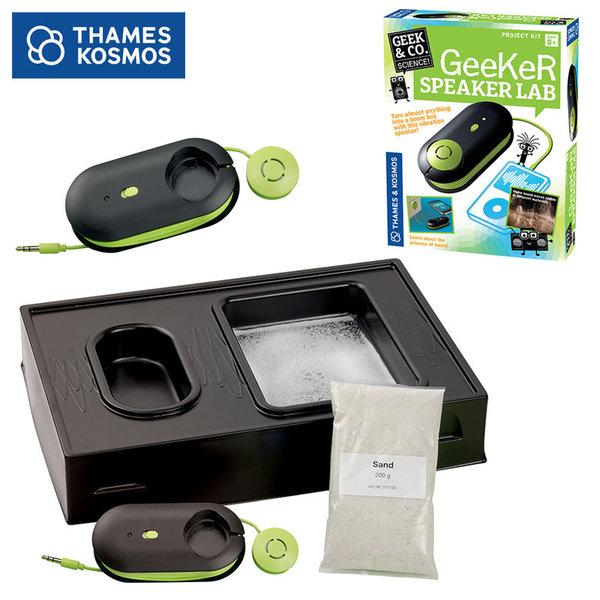 Thames&Kosmos - Geek&Co Science Аудио лаборатория 550017