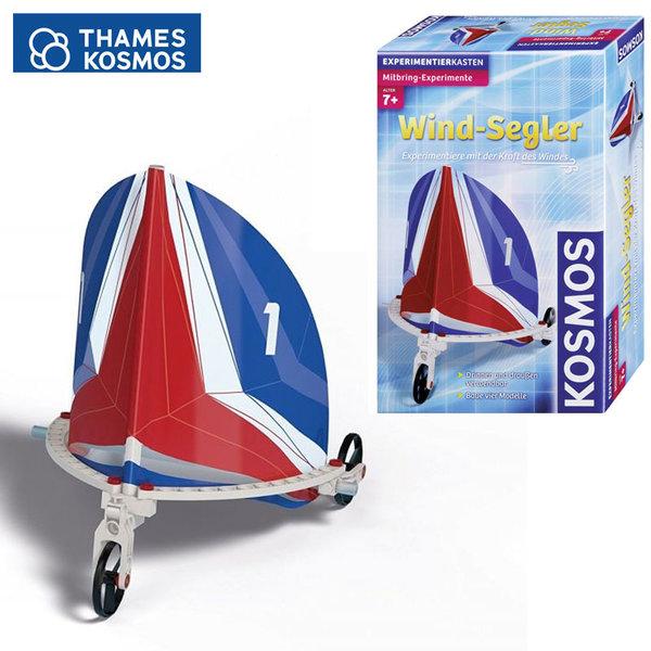 Thames&Kosmos - Забавен комплект Ветроход 657345