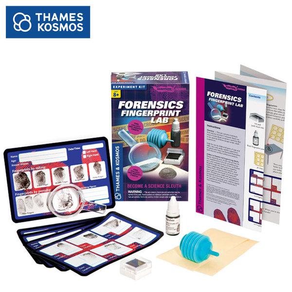 Thames&Kosmos - Лаборатория за пръстови отпечатъци 658410